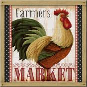 Farm Fresh I - TW - Tile Mural