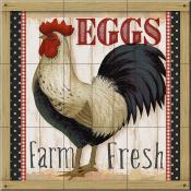 Farm Fresh II - TW - Tile Mural