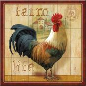 Farm Fresh V - TW - Tile Mural