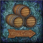 DM-Wine Cellar - Accent Tile