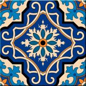 Pattern 1 - Repeating - Accent Tile