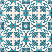 Pattern 13 - Accent Tile