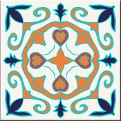 Pattern 23 - Accent Tile