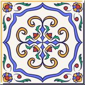 Pattern 27 - Accent Tile