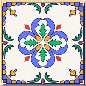 Pattern 29 - Accent Tile
