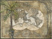Terra Graphic I    - Tile Mural
