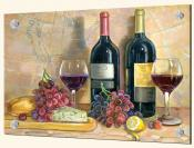 Bread and Wine - Splashback Mural