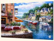 Afternoon Pont Aven - Solo Tile