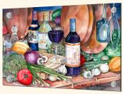 Gourmet Night - Splashback Mural