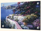HB-Lake Como Overlook - Solo Tile