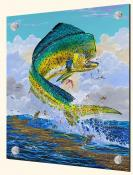 Mahi Hook Up-CC - Splashback Mural