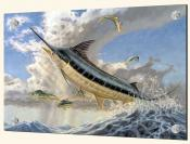 Fly Fish-DR - Splashback Mural