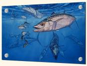 Kings and Thredfins-DR - Splashback Mural