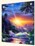 Hawaiian Embrace-CRL - Solo Tile