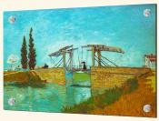 Bridge at Arles - Splashback Mural