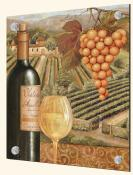 French Vineyard III-CB - Splashback Mural