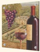 French Vineyard IV-CB - Splashback Mural