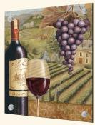 French Vineyard V-CB - Splashback Mural
