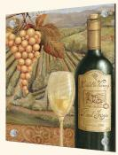 French Vineyard VI-CB - Splashback Mural