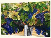 MT-Ancient Vine II - Splashback Mural