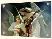 Angels Playing Violon - Splashback Mural
