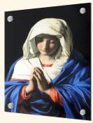 The Virgin in Prayer - Splashback Mural