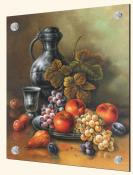 Antique Still Life II - Splashback Mural