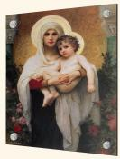 Madonna of the Roses - Splashback Mural