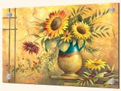 Country Sunflowers I - Solo Tile