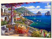 Capri Morning - Solo Tile